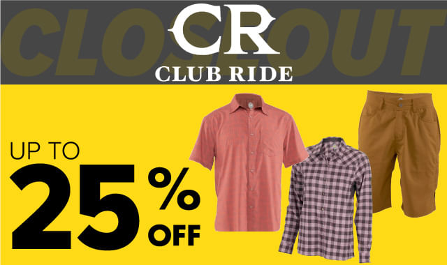 Save on Club Ride during ERIK'S 5 Days of Deals!